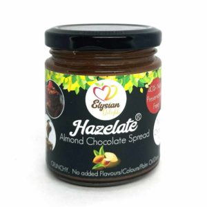 Almond Chocolate Spread Hazelate