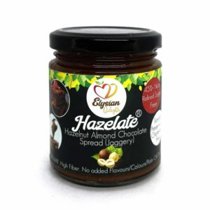 Hazelnut Chocolate Spread Jaggery